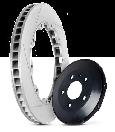 2-Piece Rotor